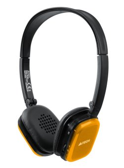 A4Tech RH-200-2 Wireless HD Headset (Black/Yellow) Price Philippines