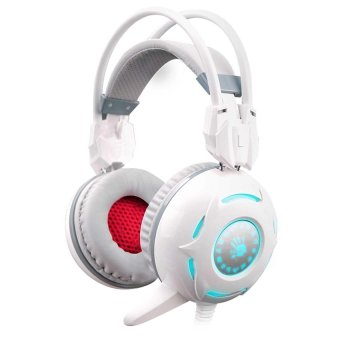 A4TECH Bloody G300 Combat Gaming Headset (White) Price Philippines