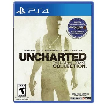 Uncharted The Nathan Drake Collection Game for PS4 Price Philippines