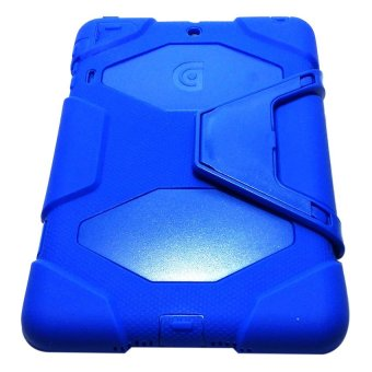 Military Shockproof Case with Stand for Apple iPad2/iPad3/iPad4 (Royal Blue) Price Philippines