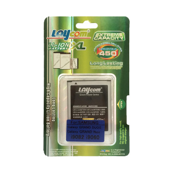 Laycom Li-lon Battery for Samsung Galaxy Grand Duos / Galaxy Grand Neo i9082 i9060 Price Philippines