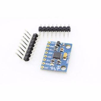 Triple Axis Accelerometer & Gyro Breakout - MPU-6050 Price Philippines