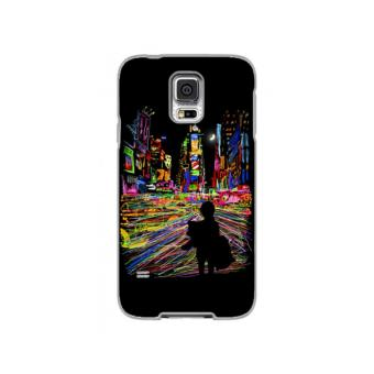 Harga PlanetCases City Color Hard Case for Samsung S5