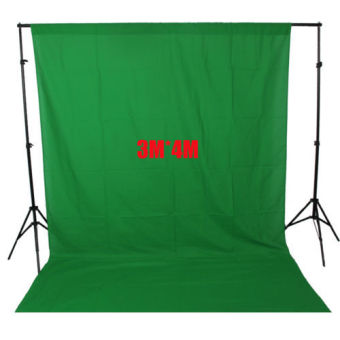 10FT X 13FT Green Cloth for DSLR Photo Studio Screen Muslin Cloth Background Price Philippines