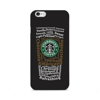 Harga PlanetCases Starbucks Hard Case for iPhone 6/6s