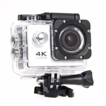 Harga DWG 2.0In 12MP HD 1080P Action Waterproof Camera (Silver)