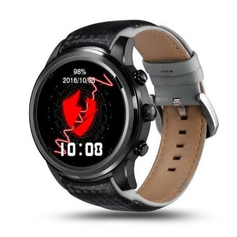 "Lemfo LEM5 Smart Watch Android 5.1 OS 1.39"" IPS OLED screen 1GB+8GB Support SIM card GPS WiFi Smartwatch For Android IOS - intl Price Philippines"