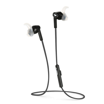 Harga Bluedio M2 In-ear Bluetooth 4.1 Headset Stereo with Mic (Black) - Intl