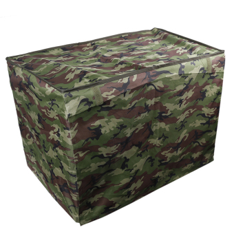 "Pet Dog Crate Cage Kennel COVER Camo Green 23"" Length Size M Price Philippines"