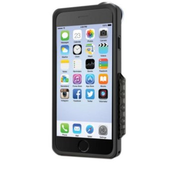Hitcase SNAP Hard Plastic Case for iPhone 6/6s (Black) Price Philippines