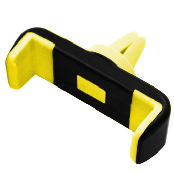 Android Essentials Air Vent Car Mount Holder for Smartphones (Yellow) Price Philippines