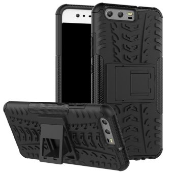 Harga BYT Rugged Armor Dazzle Back Cover Case for Huawei P10 - intl