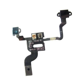 Proximity Light Sensor Power Flex Cable Ribbon for iPhone 4- - intl Price Philippines