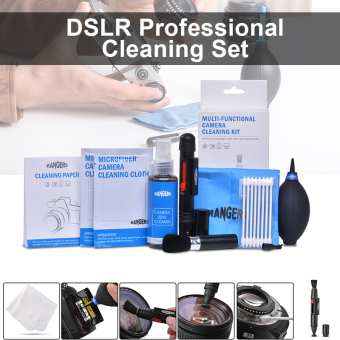 Harga Rangers 9in1 Professional Lens Cleaning Multi-Kit Set for DSLR SLR Camera RA101