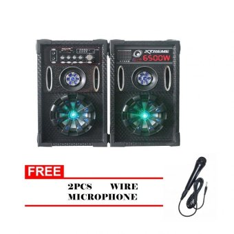 "Xtreme 6"" XT06E Amplifier Speaker (Black) Price Philippines"