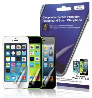 Green Onions Supply iPhone SE/5S/5/ Crystal Oleophobic Screen Protector Price Philippines