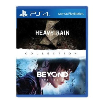 Heavy Rain Collection Beyond Two Souls R3 Game for PS4 Price Philippines