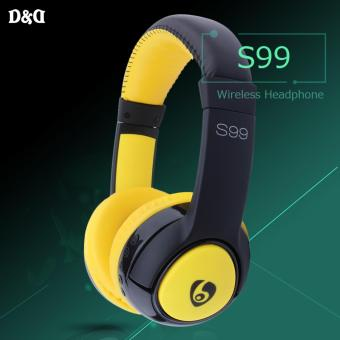 Ovleng S99 Wireless Headphone (Yellow) Price Philippines