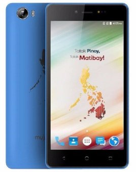 MyPhone My86 DTV 8GB (Blue) Price Philippines