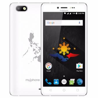 Myphone MY88 DTV 8GB (White) Price Philippines