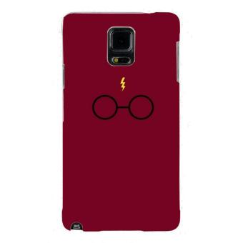 Harga PlanetCases Harry Potter Scar Hard Case for Samsung Note 4