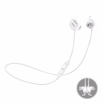 QCY QY12 Sport Magnetic Adsorption Stereo Wireless Bluetooth 4.1 Headphone Earphone - intl Price Philippines