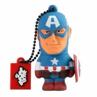 Tribe 8GB Marvel Avengers Captain America USB Flash Drive Price Philippines