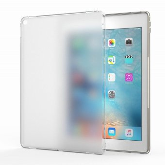 "Silicone Jelly Case for Apple iPad Pro 12.9"" (Frost Clear) Price Philippines"