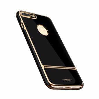 Harga Black Knight Soft Case for Apple iPhone 7 Plus (Gold)