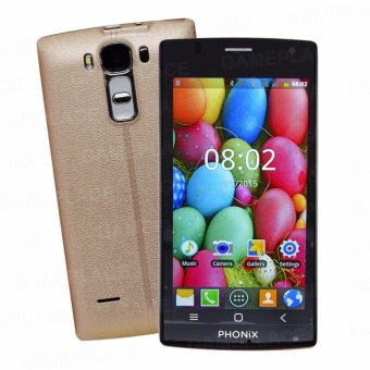 Phonix Mobile J7 512MB (Gold) Price Philippines