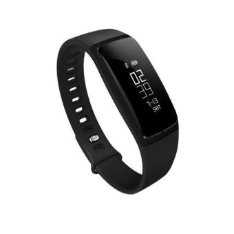 Harga V07 Smart Wristband Band Heart Rate Blood Pressure Bracelets Pedomet Fitness Tracker SMS Call Remind for Android iOS Phone - intl