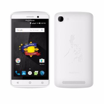 MyPhone my81 DTV 4GB (White) Price Philippines