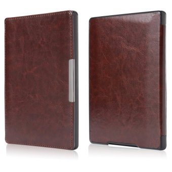 Harga XCSOURCE Kobo Aura H2O Leather Cover