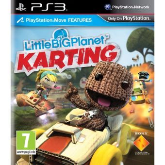 Sony Computer Entertainment LittleBigPlanet Karting Game for Playstation 3 Price Philippines