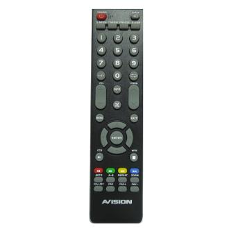 Remote Control for Avision LED TV Models 24K785 and 40K785 Price Philippines