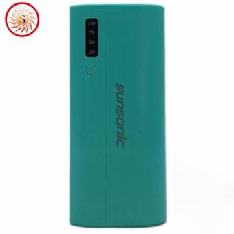 Sunsonic Smart Power Box 18000mAh Power Bank (Mint Green) Price Philippines
