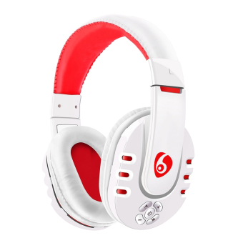 Ovleng V8 Fashion HIFI Headwearing Bluetooth Headphone (White) Price Philippines
