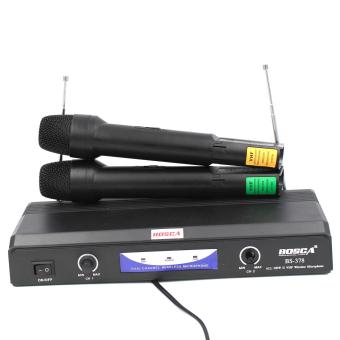 HIGH QUALITY BOSCA PROFESSIONAL WIRELESS MICROPHONE Price Philippines