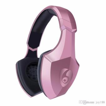 OVLENG S33 Hifi Bluetooth Wireless Headphones Stereo Headset (Pink) Price Philippines