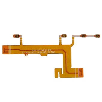 OH Side Power On Volume Camera Button Connector Flex Cable For Nokia Lumia 625 Gold Price Philippines