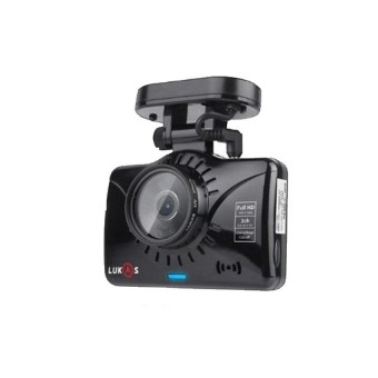 Harga Lukas Real Black Box Camera LK-9150 DUO FHD 64G/8G Body + ConstantPower