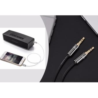 IDEAL1 3.5mm to 3.5mm AUX Stereo Audio Cable M/M Line-In / Aux Wire Male to Male Cord (Black) (Intl) Price Philippines