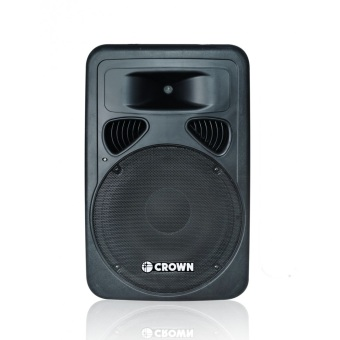 Crown PRO-5001 2 Way 600W Plastic Moulded Speaker (Black) Price Philippines