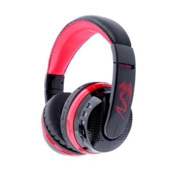 Ovleng MX666 Wireless Headphone (Black/Pink) Price Philippines