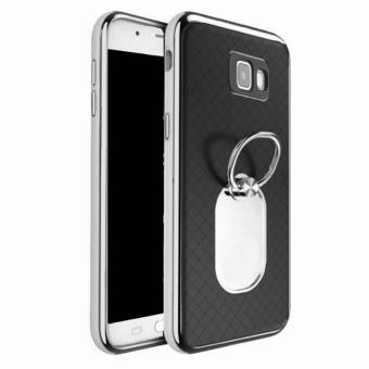 Harga Neo Hybrid Armor Case with i-Ring Stand for Samsung Galaxy J7 Prime (Silver)