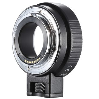 Andoer EF-EOSM Lens Mount Adapter Support Auto-Exposure Auto-Focus and Auto-Aperture for Canon EF/EF-S Series Lens to EOS M EF-M M2 M3 M10 Camera Body Support Image Stability Outdoorfree Price Philippines