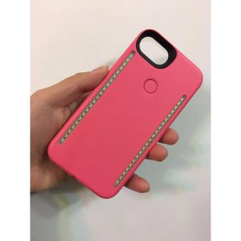 Harga Lumee Duo LED Selfie Case for Iphone 6 (Pink)