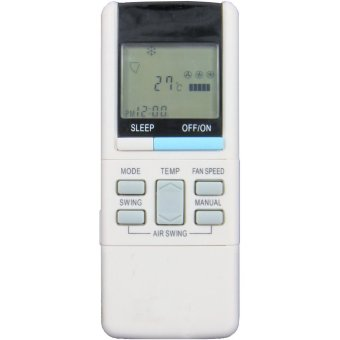 Harga Replacement NATIONAL Air Conditioner Remote Control A75C739