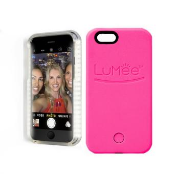 Harga LED Lumee Selfie Case For Apple iPhone 6s Plus (Pink)