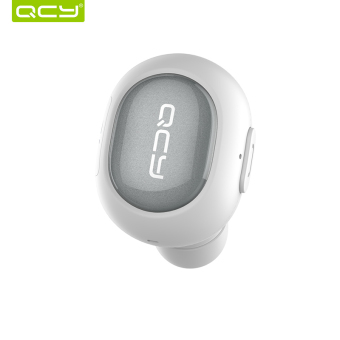 QCY Q26 Mini V4.1 Wireless Bluetooth Car Headphone Hands Free Headset Universal In-Ear Earbud Earphone with Microphone – White - Intl Price Philippines